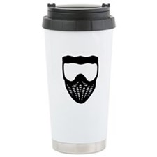 Paintball mask Travel Mug