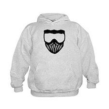 Paintball mask Hoodie