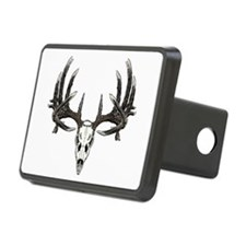 Big whitetail buck Hitch Cover