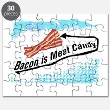 Bacon is Meat Candy 2 Puzzle