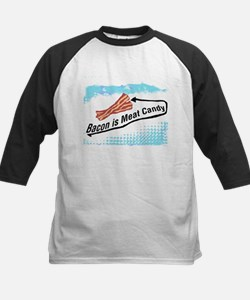 Bacon is Meat Candy 2 Tee