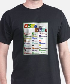 abcs of slps T-Shirt
