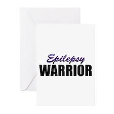 Epilepsy Warrior Greeting Cards (Pk of 20)