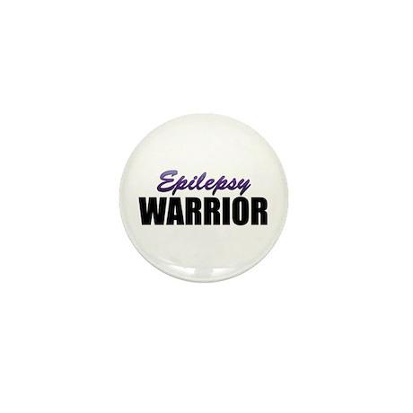 Epilepsy Warrior Mini Button (10 pack)