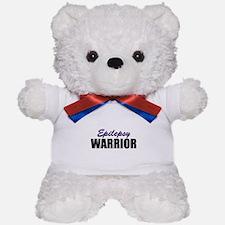 Epilepsy Warrior Teddy Bear