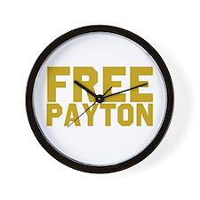 Free Payton Wall Clock