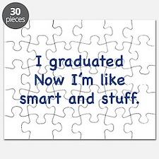 I Graduated Puzzle