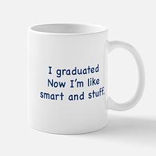 I Graduated Small Small Mug