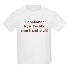 I Graduated T-Shirt