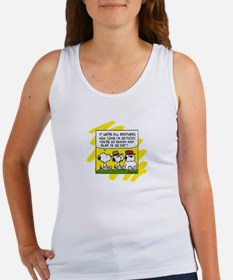 The Brothers Women's Tank Top