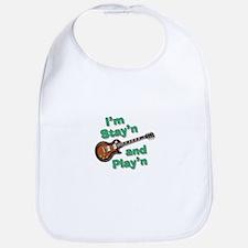Guitar Playn Bib
