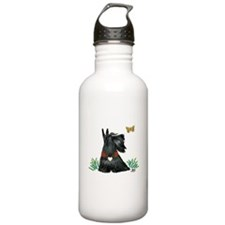 Scotty and Butterfly Water Bottle