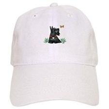 Scotty and Butterfly Baseball Cap