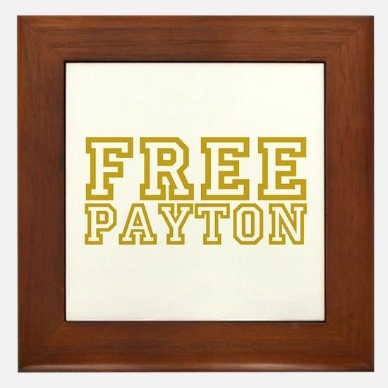 Free Payton Framed Tile
