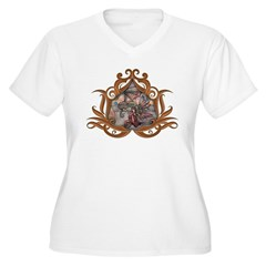 The Enchanted Fairy and Dragon T-Shirt
