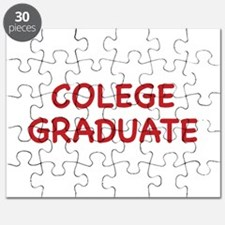 Colege Graduate Puzzle