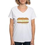 Poboy Women's V-Neck T-Shirt