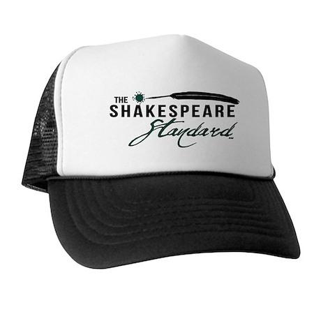 The Shakespeare Standard Logo Trucker Hat