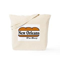 nolapoboy.jpg Tote Bag