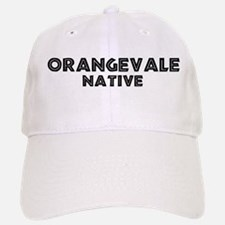 Orangevale Native Baseball Baseball Cap