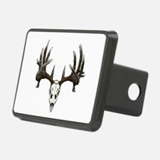 whitetail skull Hitch Cover