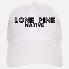 Lone Pine Native Baseball Baseball Cap