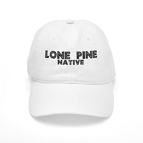 Lone Pine Native Cap