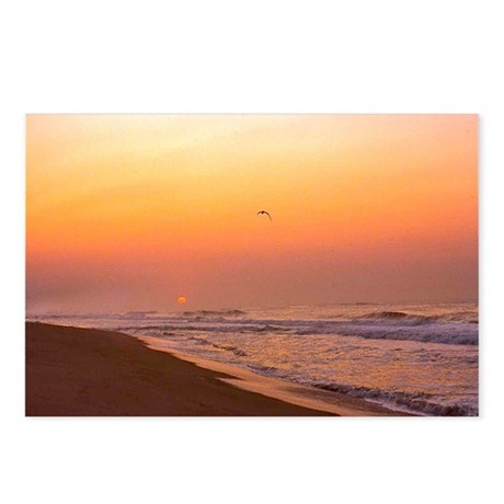 The Hamptons:Sunrise Postcards (Package of 8)