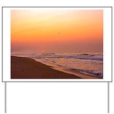 The Hamptons:Sunrise Yard Sign