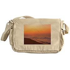 The Hamptons:Sunrise Messenger Bag