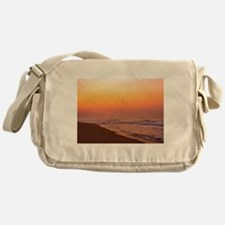 The Hamptons:Sunrise Messenger Bag