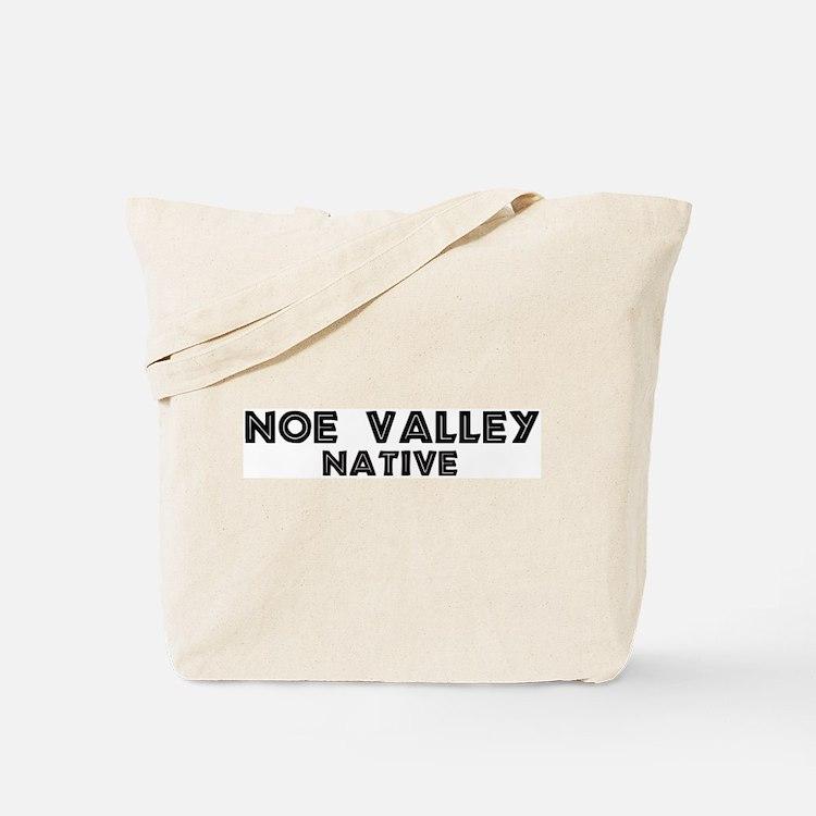 Noe Valley Native Tote Bag