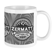 Zermatt Grey Small Mug