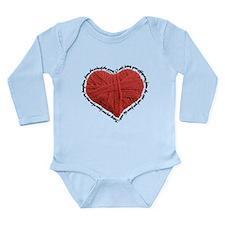 Isaiah 43:5-6 Long Sleeve Infant Bodysuit
