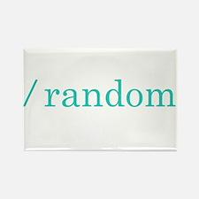 Random Rectangle Magnet