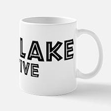 Bass Lake Native Mug