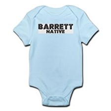 Barrett Native Infant Creeper