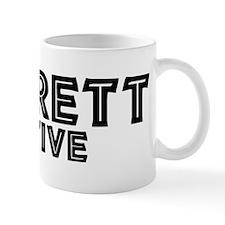 Barrett Native Coffee Mug