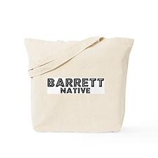 Barrett Native Tote Bag