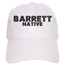 Barrett Native Baseball Cap