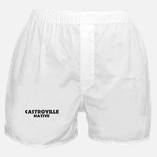 Castroville Native Boxer Shorts