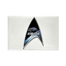 StarTrek Command Silver Signia defiant Rectangle M