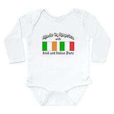Irish  Italian - tr Body Suit