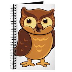 Opie the Owl Journal