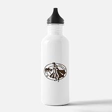 Spain Bullfighting Water Bottle