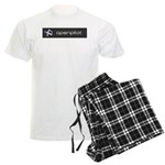 Horizontal Logo Men's Light Pajamas