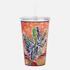 Saguaro cactus! Colorful southwest art! Acrylic Do