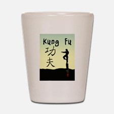 Kung fu 3.jpg Shot Glass