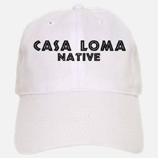 Casa Loma Native Baseball Baseball Cap