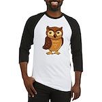 Opie the Owl Baseball Jersey